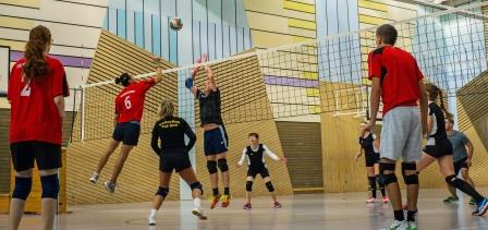 2019 11 24 TGN Mixed Volleyball Turnier